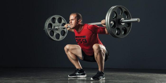 squat exercices composés